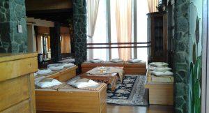 Villa Kapasitas 30 Orang Sampai 35 Orang di Lembang Halaman Luas